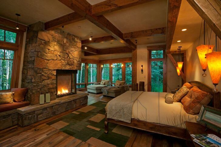 Eccezionale 15 Wooden bedroom walls design ideas - Italian Luxury Asset  FQ58