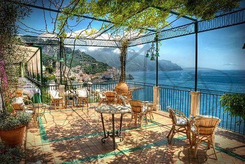 Retiring in Italy