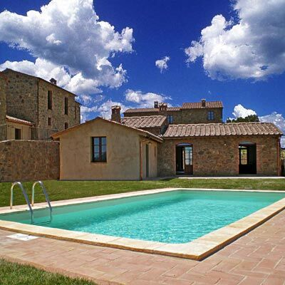 Villa in Val D'Orcia