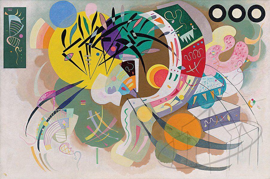 Dominant-Curve-Kandinsky