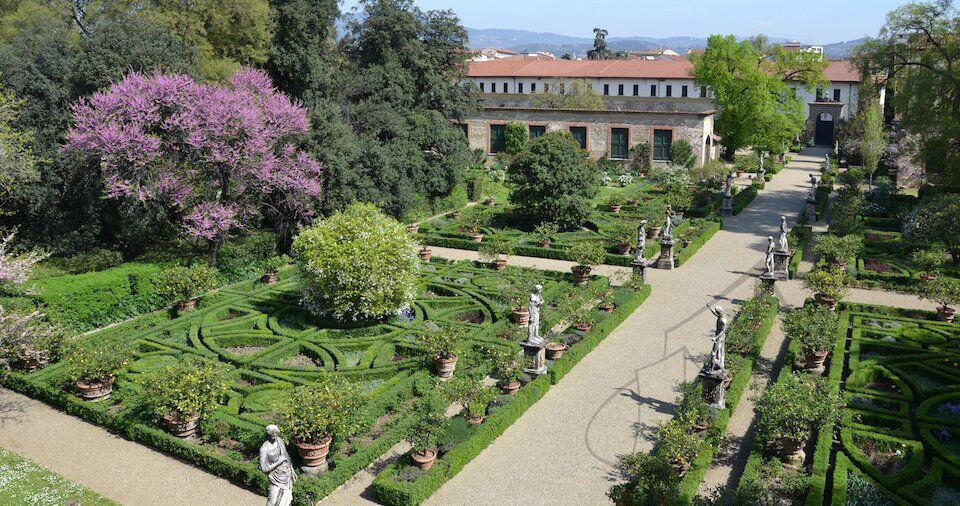 Giardino Corsini, Firenze, Italia
