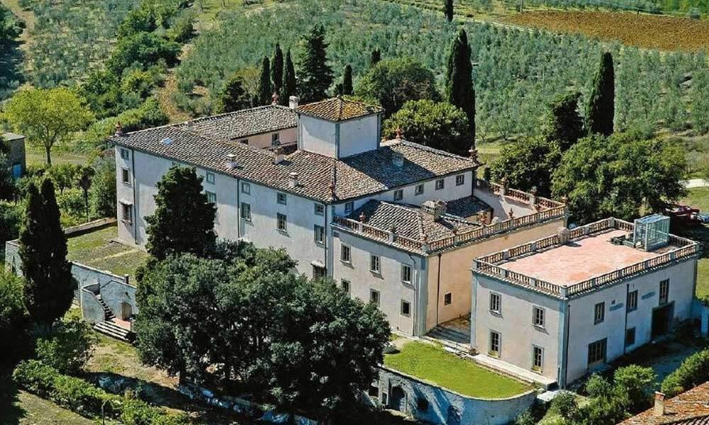 villa Florence Tuscany