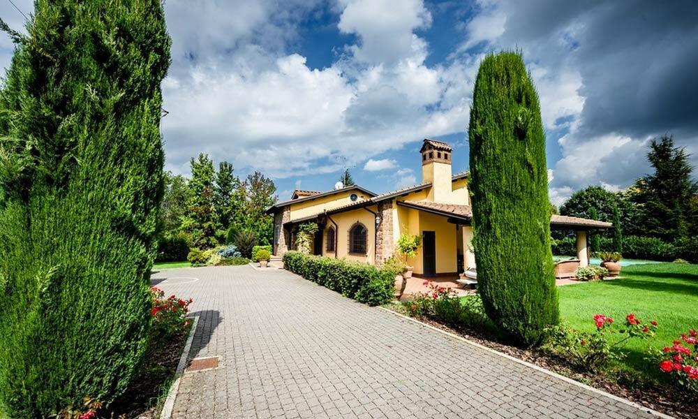villa Zagarolo Rome