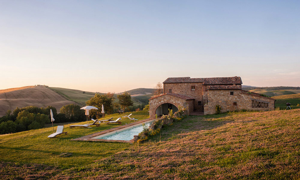 Tuscany Pienza Val D'Orcia Country House