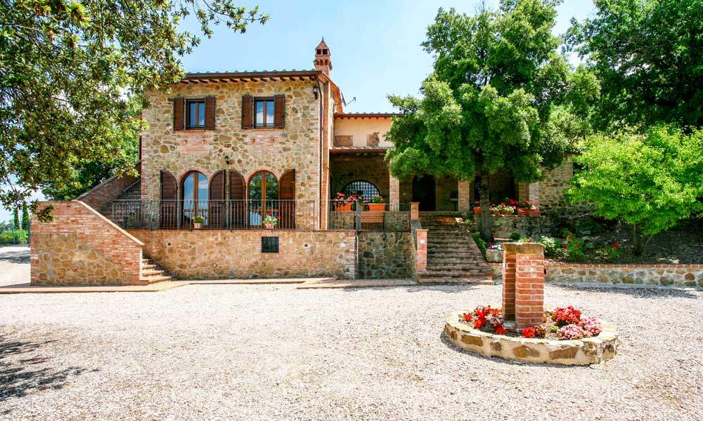 Country House Paciano Umbria Italy