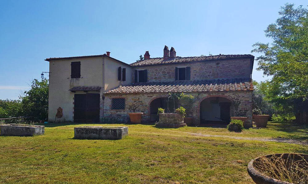 Country House Trequanda Siena Tuscany