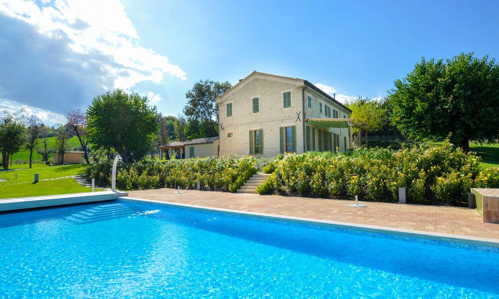 Villa Senigallia Marche Italy Luxury