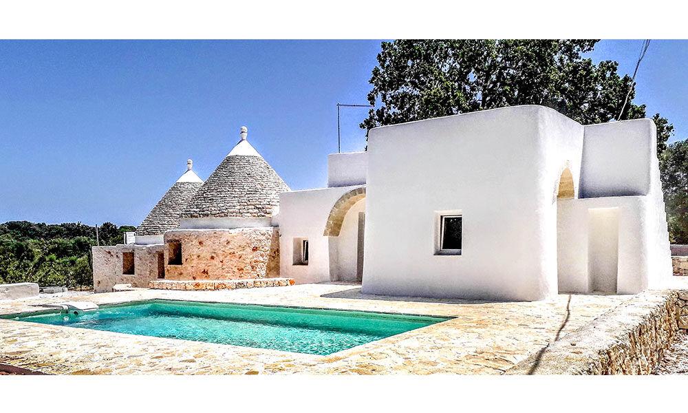 Trulli Ostuni Puglia Luxury