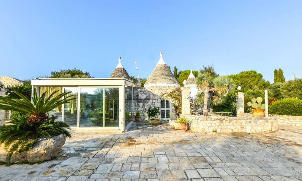 Luxury Trulli Ostuni Puglia