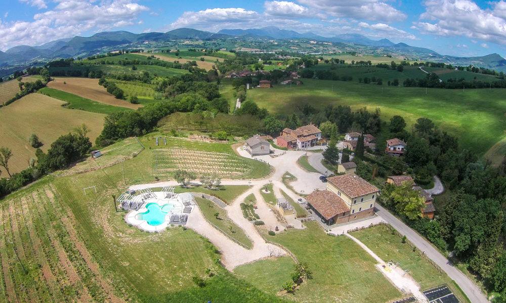Villa Boutique Hotel Matelica Marche Italy