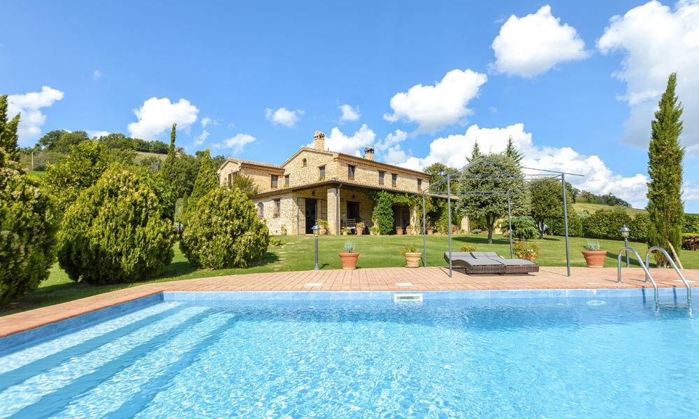 Country House Arcevia Marche Italy