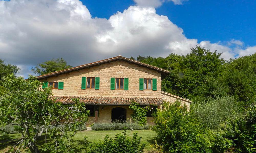 Estate Sarnano Marche Italy