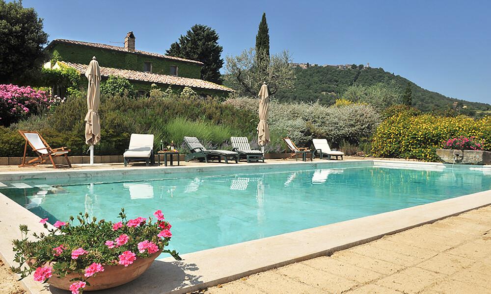 Luxury House Tuscany Pienza Italy