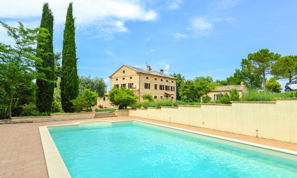 Luxury Villa Marche Italy