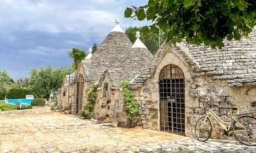 Trulli Puglia Italy Luxury