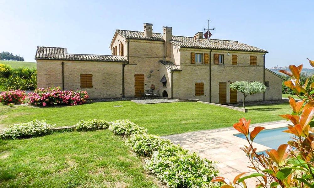 House Macerata Marche Italy