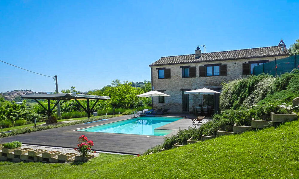Country House Montottone Fermo Italy