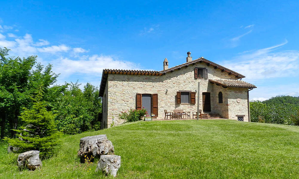 Farmhouse Montefortino Marche Italy
