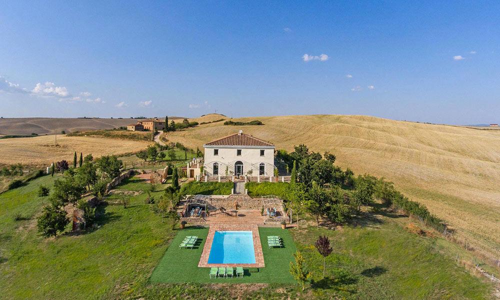 Luxury Villa Tuscany Siena Italy