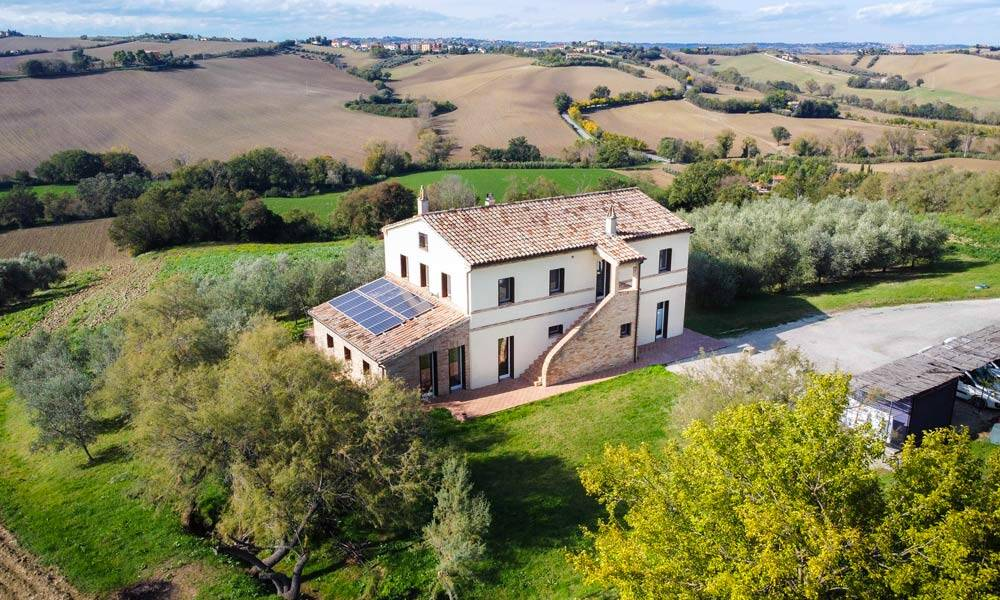 Farmhouse Marche Jesi Italy