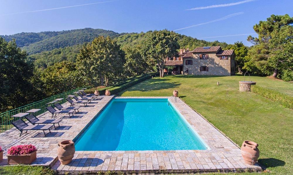 Farmhouse Tuscany Arezzo Italy