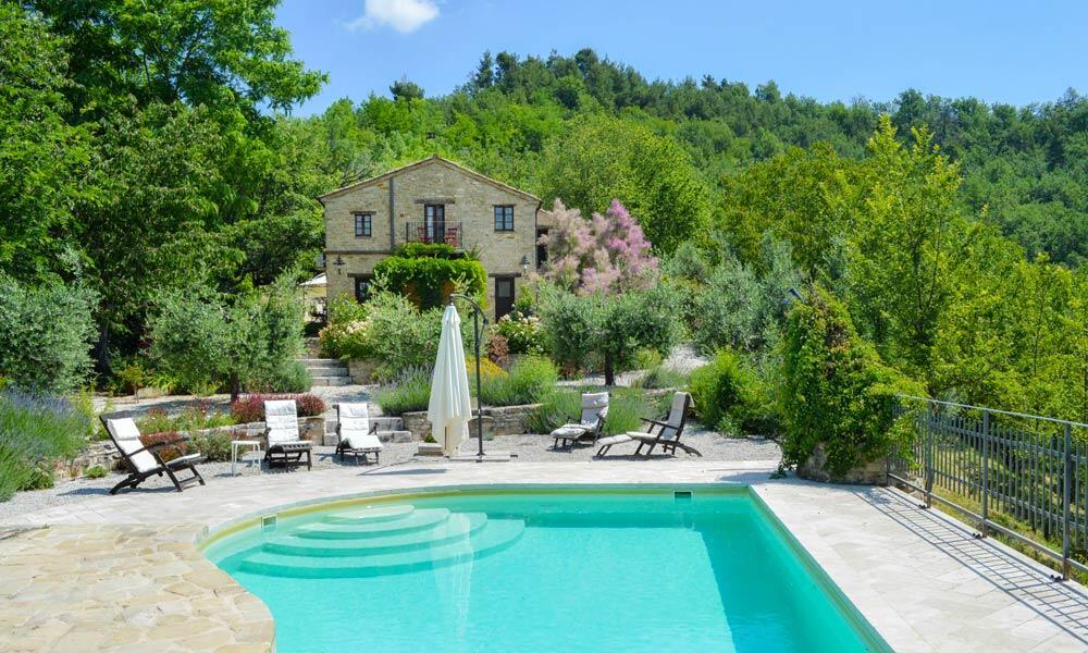 Luxury Home Marche Montelparo Italy