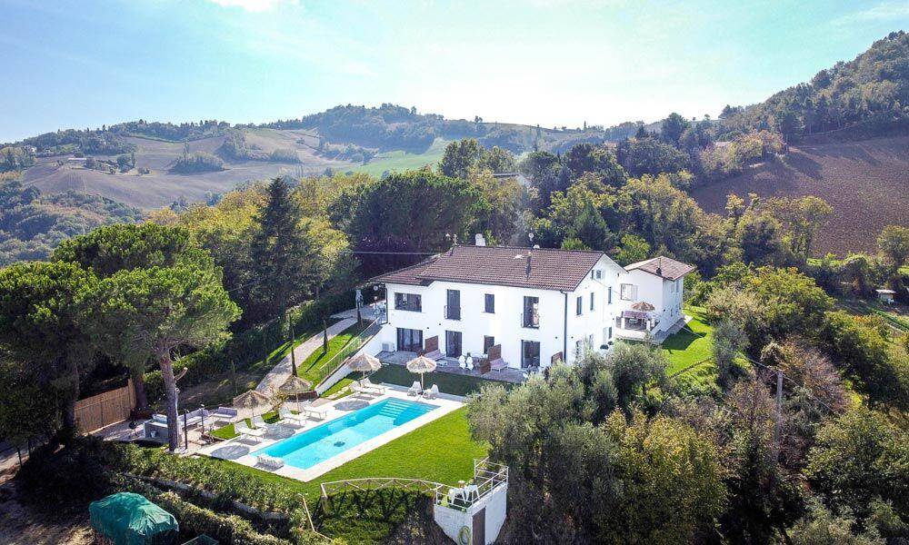 Villa Montelabbate Pesaro Marche Italy