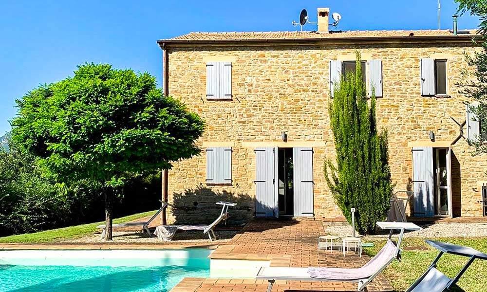 Farmhouse Mergo Ancona Luxury Italy