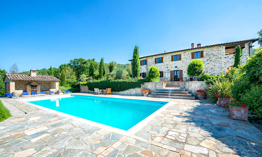 Luxury Farmhouse Umbria Piegaro