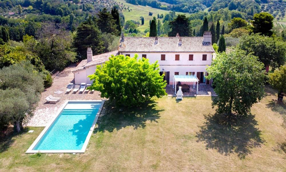 Villa Pesaro San Bartolo Marche Italy