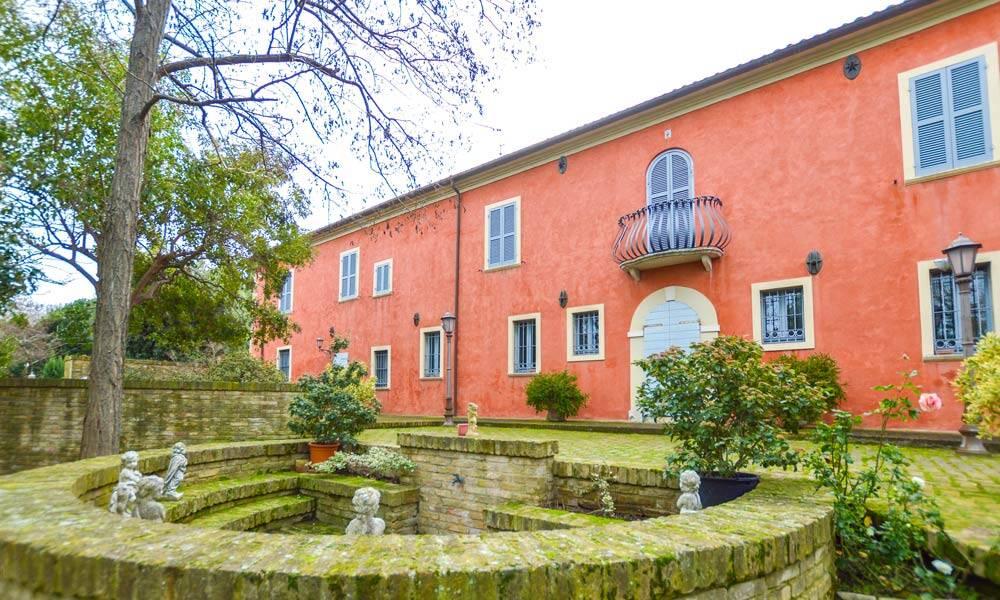 Villa Ginestreto Pesaro Italy Luxury