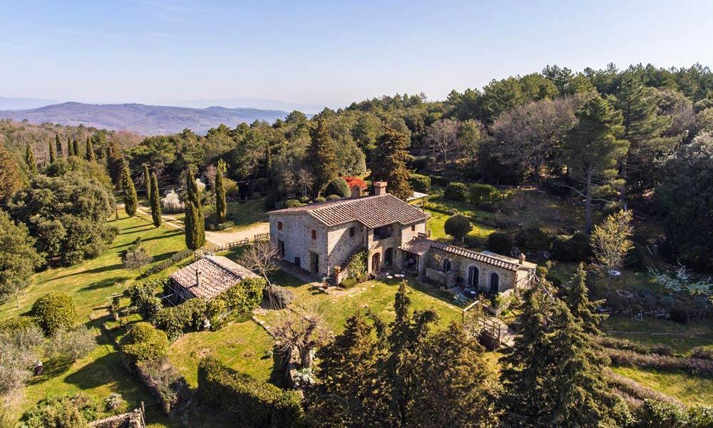 Luxury Farmhouse Tuscany Italy Arezzo