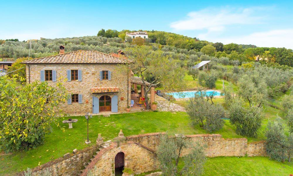Luxury Farmhouse Tuscany Italy